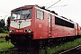 "LEW 16720 - DB Cargo ""155 129-0"" 04.07.1999 - Leipzig-Engelsdorf, BetriebswerkOliver Wadewitz"
