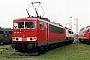 "LEW 16720 - DB Cargo ""155 129-0"" 16.04.2002 - Leipzig-Engelsdorf, BetriebswerkOliver Wadewitz"