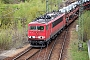 "LEW 16720 - Railion ""155 129-0"" 28.04.2008 - München, Rangierbahnhof NordRudi Lautenbach"