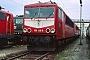 """LEW 16721 - DB AG """"155 130-8"""" 26.04.1998 - Weil am Rhein-Haltingen, BetriebswerkErnst Lauer"""