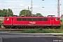 """LEW 16723 - DB Schenker """"155 132-4"""" 27.05.2009 - Magdeburg-Rothensee, BetriebswerkStefan Sachs"""