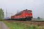 """LEW 16723 - DB Schenker """"155 132-4"""" 05.04.2014 - Dedensen-GümmerJens Vollertsen"""