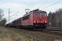 """LEW 16724 - DB Schenker """"155 133-2"""" 18.02.2014 - HalstenbekAndreas Görs"""