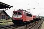 """LEW 16725 - DB Cargo """"155 134-0"""" 12.08.1999 - Leipzig-LeutzschOliver Wadewitz"""