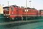 """LEW 16726 - DB AG """"155 135-7"""" 12.11.1995 - Mannheim, BetriebswerkErnst Lauer"""