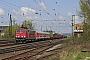 """LEW 16726 - DB Schenker """"155 135-7"""" 16.04.2011 - Leipzig-MockauSebastian Schrader"""