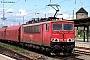 """LEW 16726 - DB Schenker """"155 135-7"""" 30.07.2014 - Bremen, HauptbahnhofHenk Hartsuiker"""