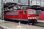 "LEW 16727 - DB Cargo ""155 119-1"" 27.03.2002 - Leipzig, HauptbahnhofOliver Wadewitz"