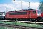 """LEW 16728 - DB Cargo """"155 137-3"""" 13.04.2001 - Mannheim, BetriebswerkErnst Lauer"""
