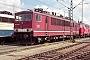 """LEW 16729 - DB Cargo """"155 138-1"""" 21.08.1999 - München NordHeiko Müller"""