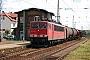 "LEW 16729 - Railion ""155 138-1"" 27.07.2007 - Röblingen am SeeRudi Lautenbach"