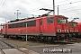 """LEW 16729 - DB Schenker """"155 138-1"""" 11.01.2015 - Seddin, BetriebswerkIngo Wlodasch"""