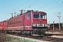 "LEW 16729 - DR ""250 138-5"" 05.05.1988 - Seddin, BetriebswerkMichael Uhren"