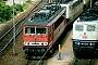 """LEW 16730 - DB AG """"155 139-9"""" 11.06.1995 - Mannheim, BetriebswerkErnst Lauer"""