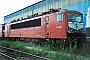 """LEW 16730 - DB Cargo """"155 139-9"""" 05.08.2000 - Mannheim, BetriebswerkErnst Lauer"""