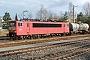 """LEW 16730 - DB Cargo """"155 139-9"""" 03.04.2003 - ErlangenPeter Wolf"""