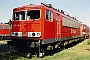 "LEW 16731 - DB Cargo ""155 140-7"" 05.09.1999 - Leipzig-Engelsdorf, BetriebswerkOliver Wadewitz"