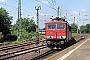 """LEW 16731 - Railion """"155 140-7"""" 23.07.2008 - Mainz-BischofsheimRalf Lauer"""