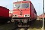 """LEW 16731 - DB Schenker """"155 140-7"""" 10.06.2014 - Seddin, BetriebswerkWerner Giebel"""