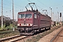 "LEW 16731 - DR ""250 140-1"" 25.09.1988 - Berlin-GrünauMichael Uhren"