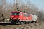 """LEW 16732 - DB Schenker """"155 141-5"""" 23.02.2011 - Leipzig-TheklaOliver Wadewitz"""