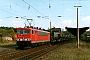 """LEW 16735 - DB Cargo """"155 144-9"""" 20.10.2002 - Leipzig-LeutzschDaniel Berg"""