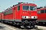 """LEW 16735 - DB Cargo """"155 144-9"""" __.__.200x - Gremberg, BetriebswerkJan van Zijtfeld"""