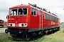 "LEW 16737 - DB Cargo ""155 146-4"" 29.08.1999 - Leipzig-Engelsdorf, BetriebswerkOliver Wadewitz"
