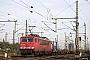 """LEW 16737 - DB Schenker """"155 146-4"""" 31.10.2013 - Oberhausen, Abzweig MathildeIngmar Weidig"""