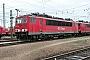 """LEW 16737 - Railion """"155 146-4"""" 04.04.2004 - Mannheim, BetriebswerkErnst Lauer"""