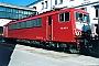 """LEW 16738 - DB AG """"155 147-2"""" 09.03.1997 - Mannheim, BetriebswerkErnst Lauer"""