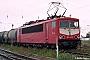 """LEW 16738 - Railion """"155 147-2"""" 08.10.2003 - Weißenfels-GroßkorbethaStefan Sachs"""