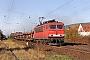 """LEW 16738 - DB Schenker """"155 147-2"""" 31.10.2011 - Bensheim-AuerbachRalf Lauer"""