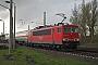 """LEW 16739 - DB Schenker """"155 148-0"""" 21.04.2010 - Leipzig-TheklaAlex Huber"""