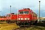 """LEW 16740 - DB AG """"155 149-8"""" 13.12.1998 - Engelsdorf, BetriebswerkDaniel Berg"""