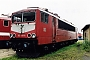 "LEW 16741 - DB Cargo ""155 150-6"" 04.07.1999 - Leipzig-Engelsdorf, BetriebswerkOliver Wadewitz"