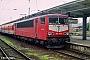 """LEW 16741 - DB Cargo """"155 150-6"""" 17.09.2000 - Berlin-LichtenbergStefan Sachs"""