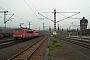 "LEW 16741 - DB Schenker ""155 150-6"" 23.11.2013 - Saalfeld (Saale)Benjamin Mühle"
