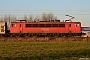 """LEW 16741 - DB Schenker """"155 150-6"""" 11.03.2014 - Groß KiesowAndreas Görs"""