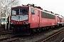 "LEW 16742 - DB Cargo ""155 151-4"" 24.01.2002 - CottbusOliver Wadewitz"