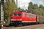 """LEW 16742 - DB Schenker """"155 151-4"""" 11.09.2010 - Leipzig-TheklaOliver Wadewitz"""
