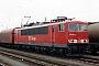 "LEW 16743 - DB Cargo ""155 152-2"" 29.03.2001 - GroßkorbethaOliver Wadewitz"
