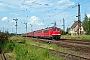 """LEW 16743 - Railion """"155 152-2"""" 07.06.2008 - Leipzig-SchönefeldTorsten Barth"""