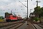 """LEW 16743 - DB Schenker """"155 152-2"""" 13.08.2013 - RiesaBenjamin Mühle"""