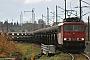 """LEW 16743 - DB Schenker """"155 152-2"""" 29.10.2009 - StralsundPaul Tabbert"""