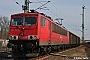 """LEW 16745 - DB Schenker """"155 154-8"""" 08.03.2013 - Frankfurt (Main), OstStefan Sachs"""