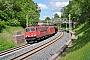 """LEW 16745 - DB Schenker """"155 154-8"""" 21.05.2013 - Bernsdorf-HermsdorfFelix Bochmann"""