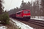 "LEW 16745 - DB Cargo ""155 154-8"" 02.03.2001 - ErknerHeiko Müller"