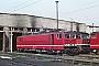 "LEW 16747 - DR ""250 156-7"" 09.07.1988 - Seddin, BetriebswerkMichael Uhren"