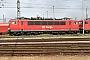 """LEW 16748 - Railion """"155 157-1"""" 20.05.2004 - Mannheim, RangierbahnhofErnst Lauer"""